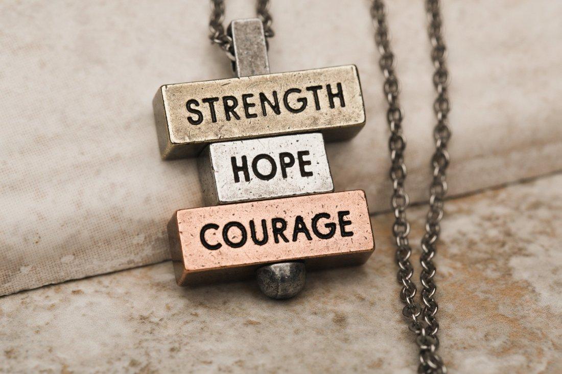 StrengthHopeCourage