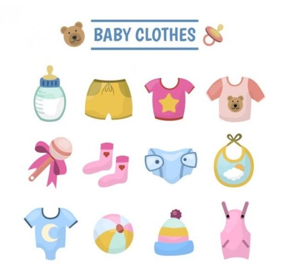 coleccion-ropa-bebe-ilustracion_23-2147522339